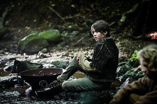 Arya Stark wallpaper called Arya Stark Season 2