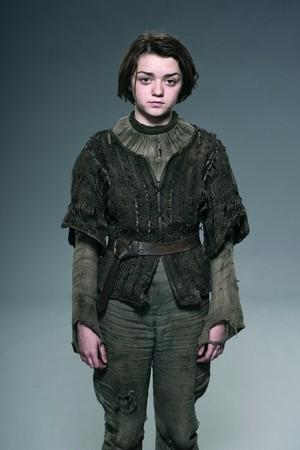 Arya Stark Season 3 Promo