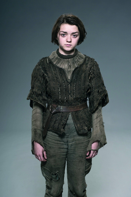 Arya Stark Season 3