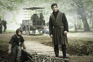 Arya and Gendry Season 2