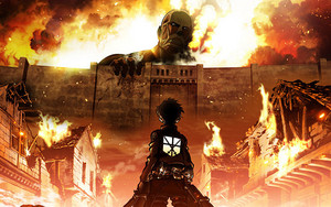 Attack on titan!