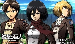 Attack on titan!