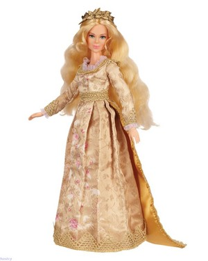 Aurora Royal Coronation Doll