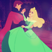 Aurora and Phillip [Aurora Recolored Dress icono Set]