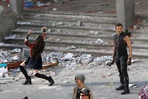 Avengers: Age of Ultron - Set Pics