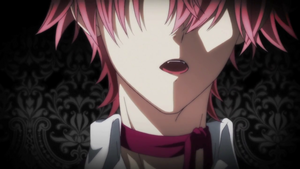 Ayato Sakamaki (the sexiest face ever)