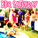 BBQ Saturday