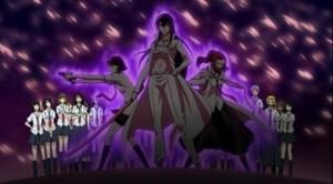 Badass and kickass anime girls