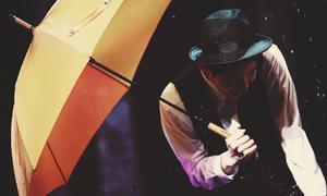 Baekhyun Пение In The Rain