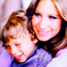 Barbra Streisand and son Jason - barbra-streisand icon