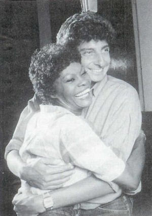 Barry Manilow And Dionne Warwick
