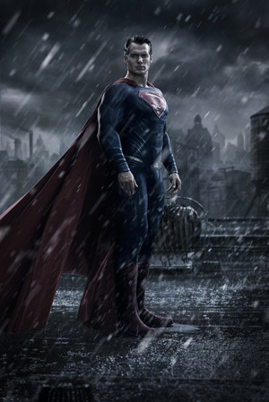 Бэтмен v Superman: Dawn of Justice - Супермен First Look
