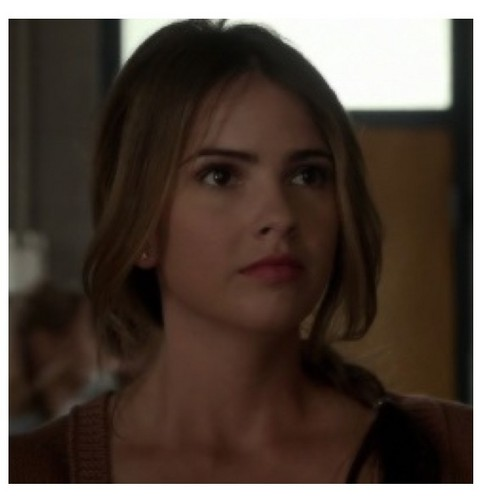 Malia Tate achtergrond with a portrait and attractiveness titled Beautiful icoon