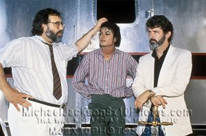 "Behind The Scenes In The Making Of ""Captain Eo"""