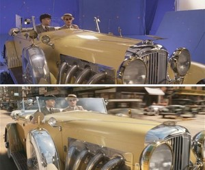 Behind the Scenes | The Great Gatsby