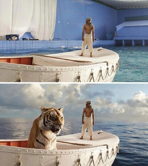 Behind the Scenes | The Life of Pi