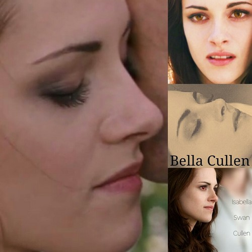 Bella Swan wallpaper possibly with a portrait titled Bella Cullen pic for my sis, Cheri <3