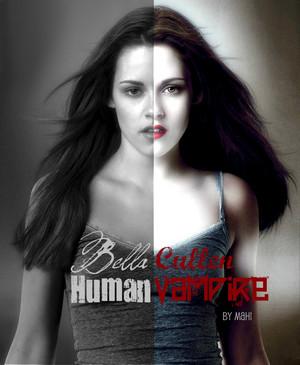 Bella zwaan-, zwaan human and Bella Cullen vampire