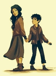 Bianca and Nico Di Angelo- Percy Jackson and the Olympains