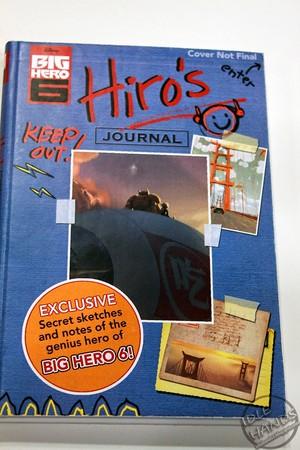 Big Hero 6 Book Covers