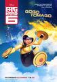 Big Hero 6 Posters - GoGo Tomago