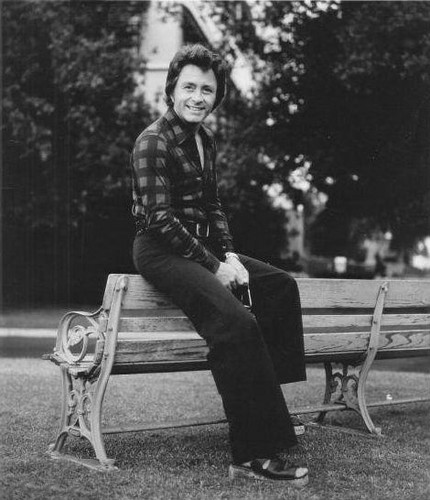bill bixby achtergrond containing a park bench entitled Bill Bixby