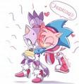 Blaze and Amy!
