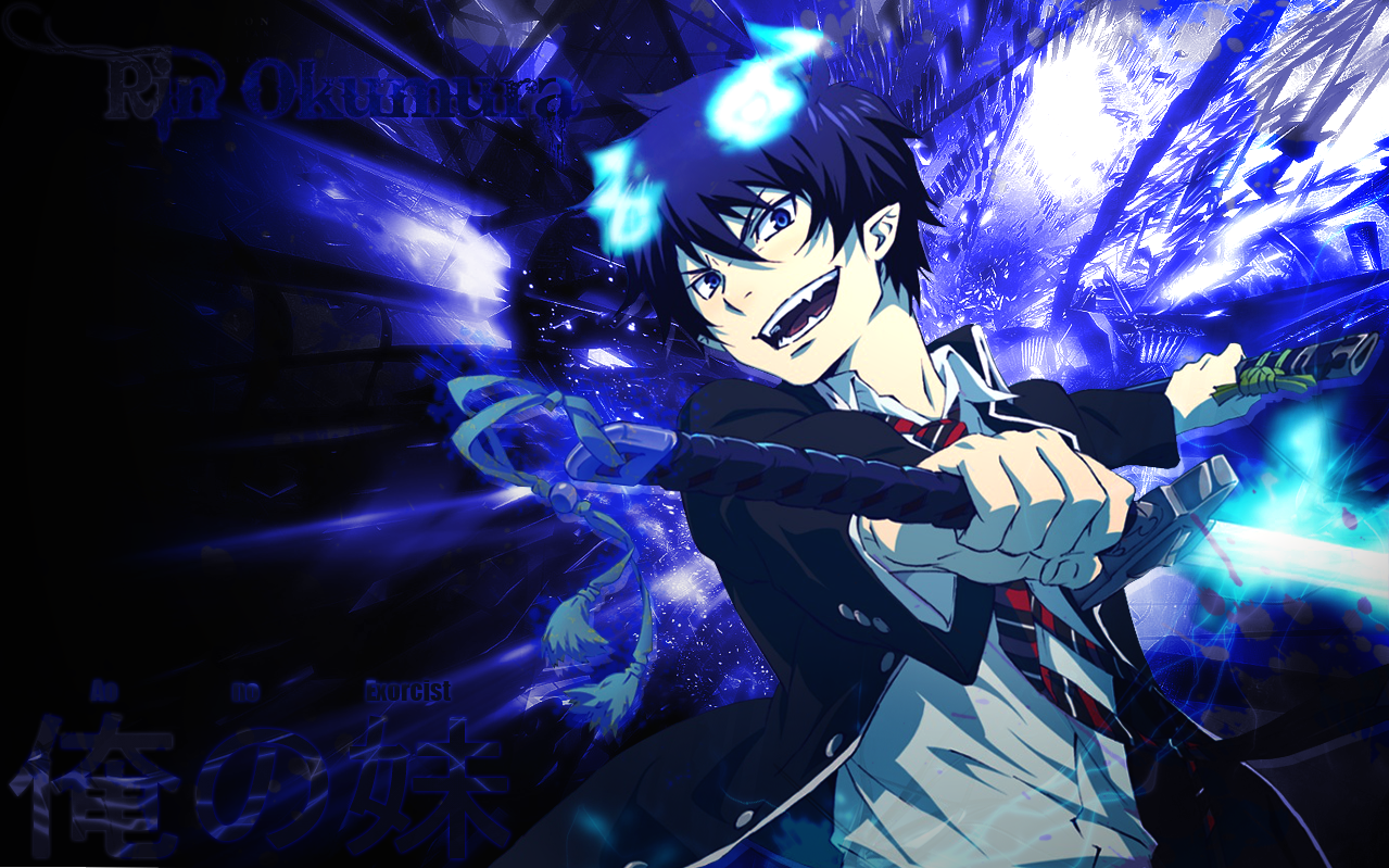 The Anime Kingdom Images Blue Exorcist Image Hd Wallpaper And