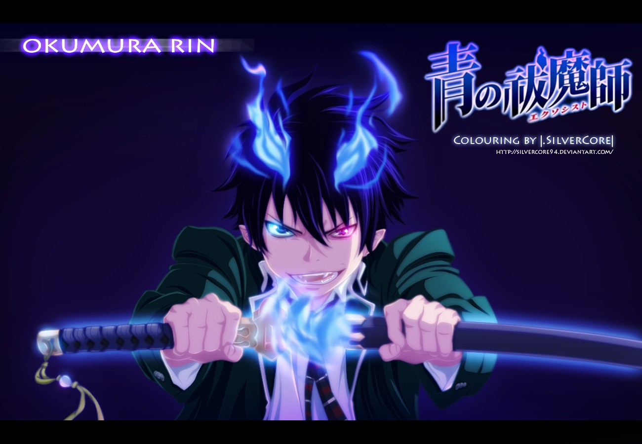 The Anime Kingdom Images Blue Exorcist Characters Hd Wallpaper And