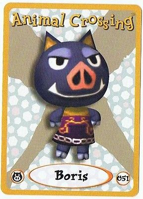 Boris Animal Crossing