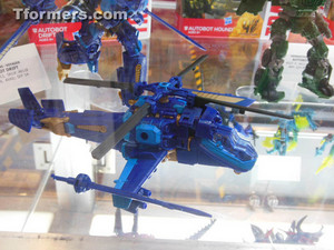 Botcon 2014 AOE Drift Helicopter