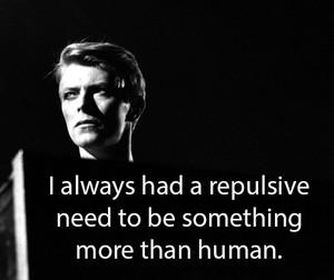 Bowie Citazioni <3