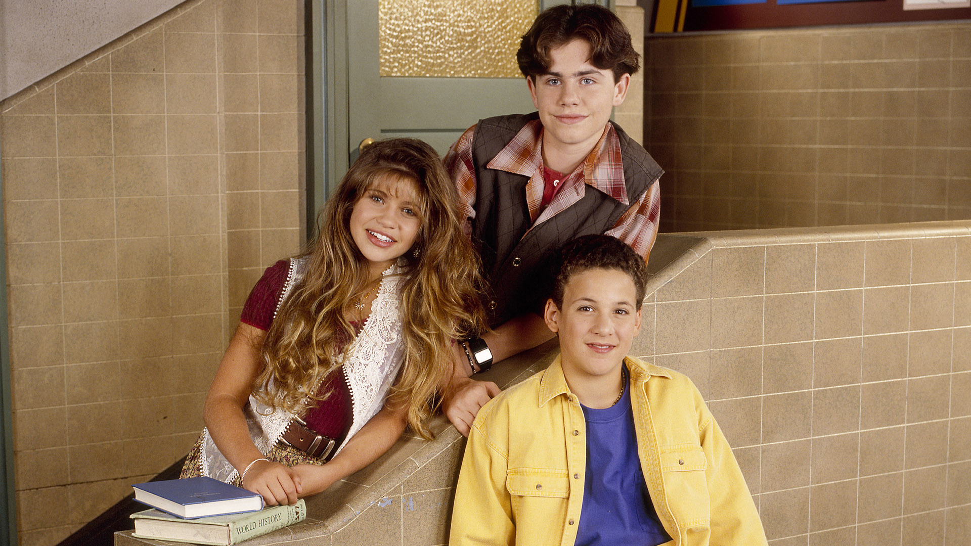 boy meets world Amazoncom: boy meets world: the complete series: ben savage, william daniels, rider strong, betsy randle, jeff mccracken, david trainer: movies & tv.