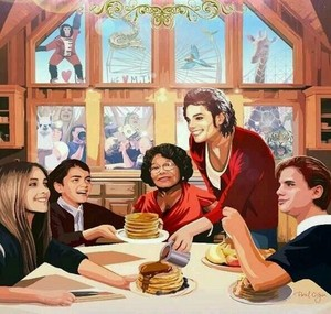 Breakfast With The Jackson Family