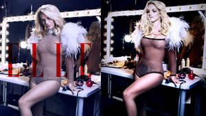 Britney Spears Elle