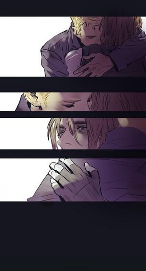 Bucky ★ Steve