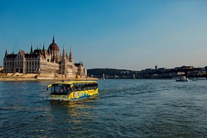Budapest, the capital of Hungary where I live