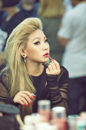 CL for Maybelline New York Korea