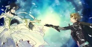 CODE GEASS x Tsubasa: RESERVoir CHRoNiCLE // Parody