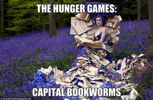 Capital Bookworms