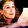 Sex and the City photo possibly containing a portrait entitled Carrie Bradshaw