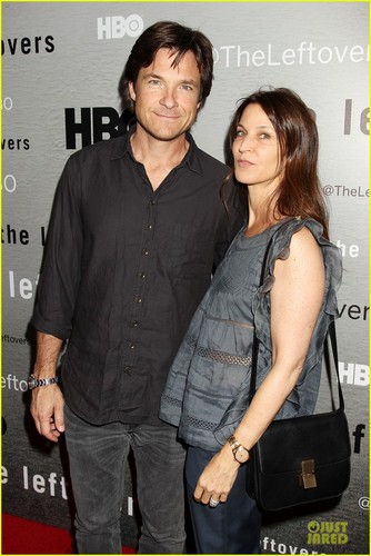 The Leftovers [HBO] wolpeyper containing a well dressed person called Cast @ 'Leftovers' Premiere in NYC