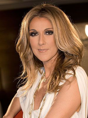 Sini12 바탕화면 with a portrait called Celine Dion