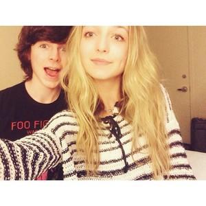 Chandler and Hana ❤