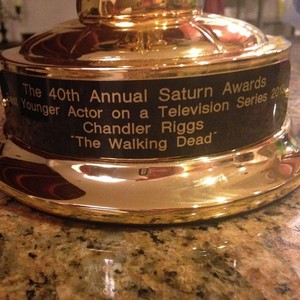 Chandler's award <3