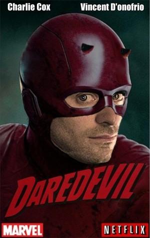 Charlie Cox Daredevil fã art