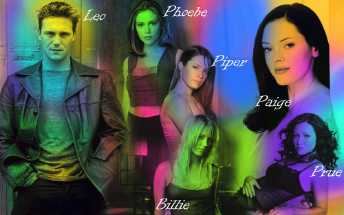 Charmed wallpaper with a portrait entitled Charmed colors