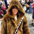 Chloe at Comic Con