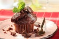 Chocolate Muffin  - chocolate wallpaper