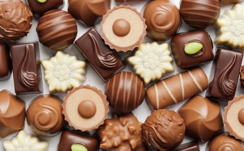 Chocolate wallpaper called Chocolate